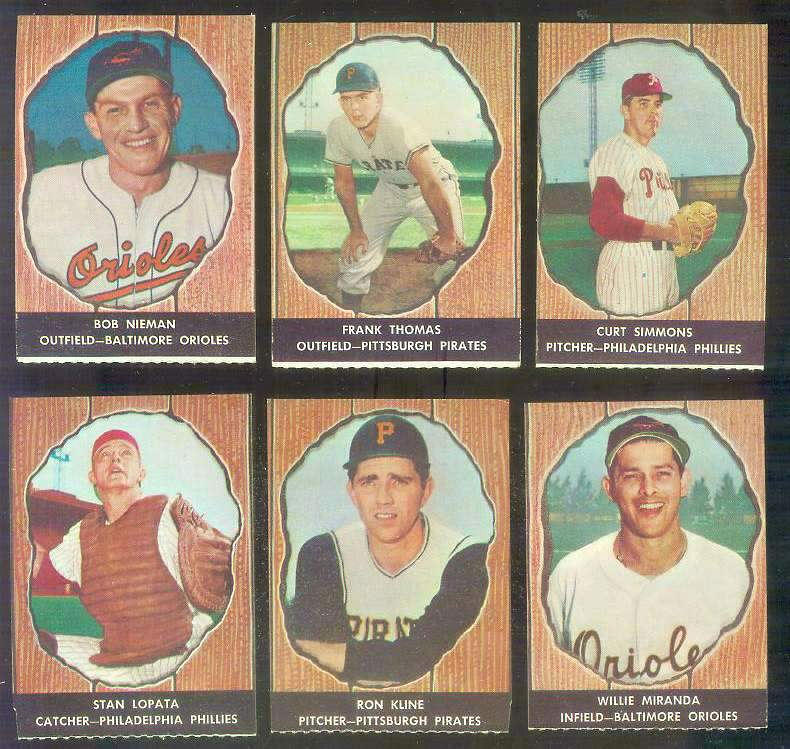 1958 Hires Root Beer #32 Willie Miranda (Orioles) Baseball cards value