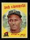 1959 Topps #478 Roberto Clemente [#a] (Pirates)