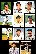 1950 Bowman  - ATHLETICS/A's(Philadelphia) - Starter Team Set/Lot (9/15)