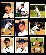 1950 Bowman  - TIGERS - Starter Team Set/Lot (7)