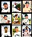 1950 Bowman  - WHITE SOX - Starter Team Set/Lot (9/14)