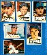 1952 Topps  - CUBS - Starter Team Set/Lot (7 different)