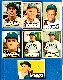 1952 Topps  - PIRATES - Starter Team Set/Lot (6 different)