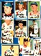 1952 Topps  - RED SOX - Starter Team Set/Lot (8 diff. + 12 '52 Archives)