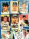 1952 Topps  - WASHINGTON SENATORS - Starter Team Set/Lot (9+12 Archives !)