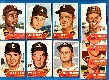 1953 Topps  - BROWNS (St. Louis) - Starter Team Set (10/18) w/SATCHEL PAIGE