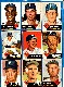 1953 Topps  - DODGERS - Starter Team Set/Lot (9 different)