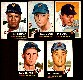 1953 Topps  - GIANTS - Starter Team Set/Lot (12 different)