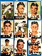 1953 Topps  - PIRATES - Starter Team Set/Lot (11 different)