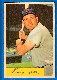 1954 Bowman # 50 George Kell [#] (Red Sox)