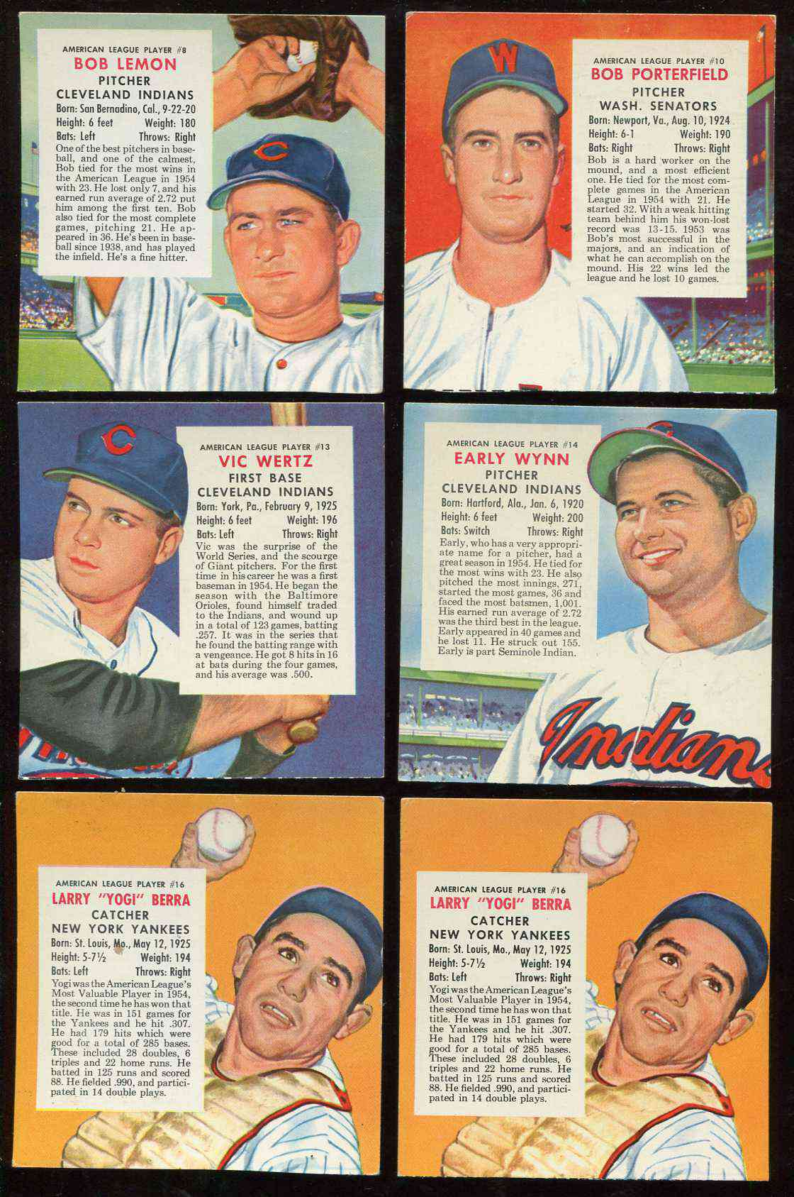 1955 Red Man #AL14 Early Wynn [Expires April] [#x] (Indians) Baseball cards value
