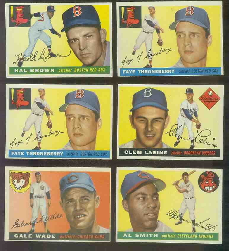 1955 Topps #180 Clem Labine SCARCE HIGH NUMBER (Brooklyn Dodgers) Baseball cards value