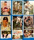 1957 Topps  - Kansas City ATHLETICS - Starter Team Set/Lot - (12) different