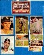 1957 Topps  - St. Louis CARDINALS - Starter Team Set/Lot - (10) different