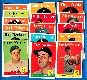 1958 Topps  - ATHLETICS (Kansas City) Near Complete Team Set/Lot (22/27)