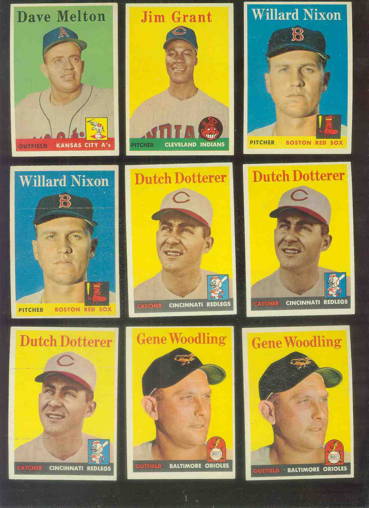 1958 Topps #390 Del Crandall (Braves) Baseball cards value