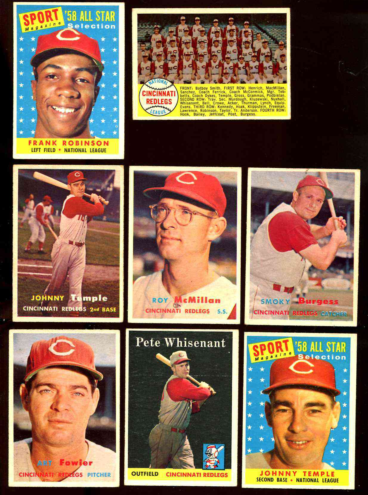1957 Topps #.69 Roy McMillan (Reds) Baseball cards value