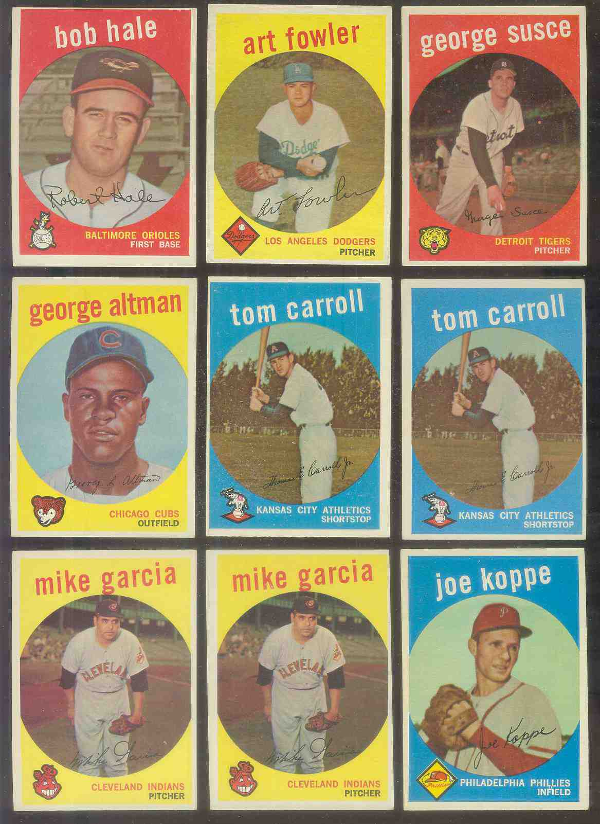 1959 Topps #517 Joe Koppe SCARCE HIGH #.[#j] (Phillies) Baseball cards value
