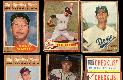 1962 Topps   - Lot of (24) different with MICKEY MANTLE (book=$200)
