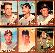 1962 Topps  3-Card PANEL - Frank Sullivan, Vern Law & Lee Stange