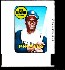 1969 Topps DECALS # 6 Roberto Clemente (Pirates)