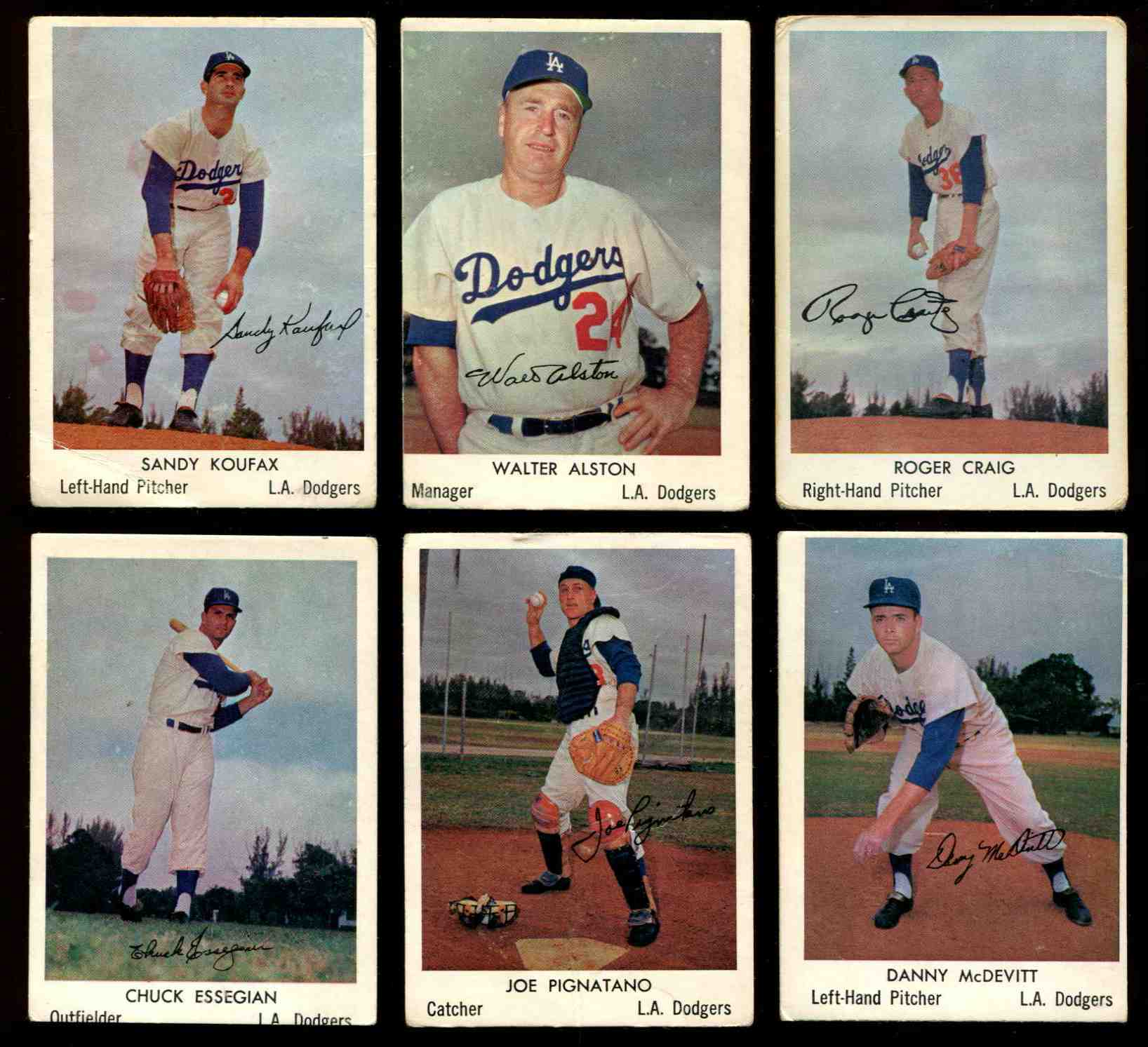 1960 Bell Brand Dodgers #.3 Danny McDevitt Baseball cards value