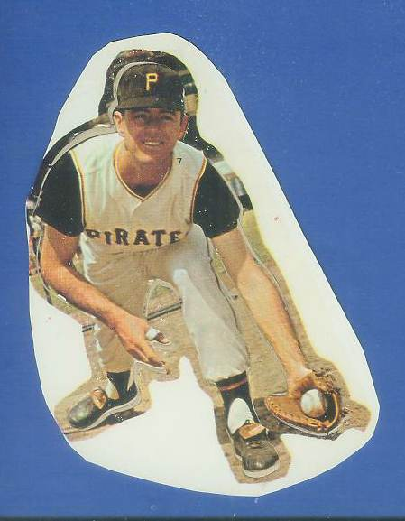 1960 Pirates Tag-Ons #.7 Dick Stuart Baseball cards value