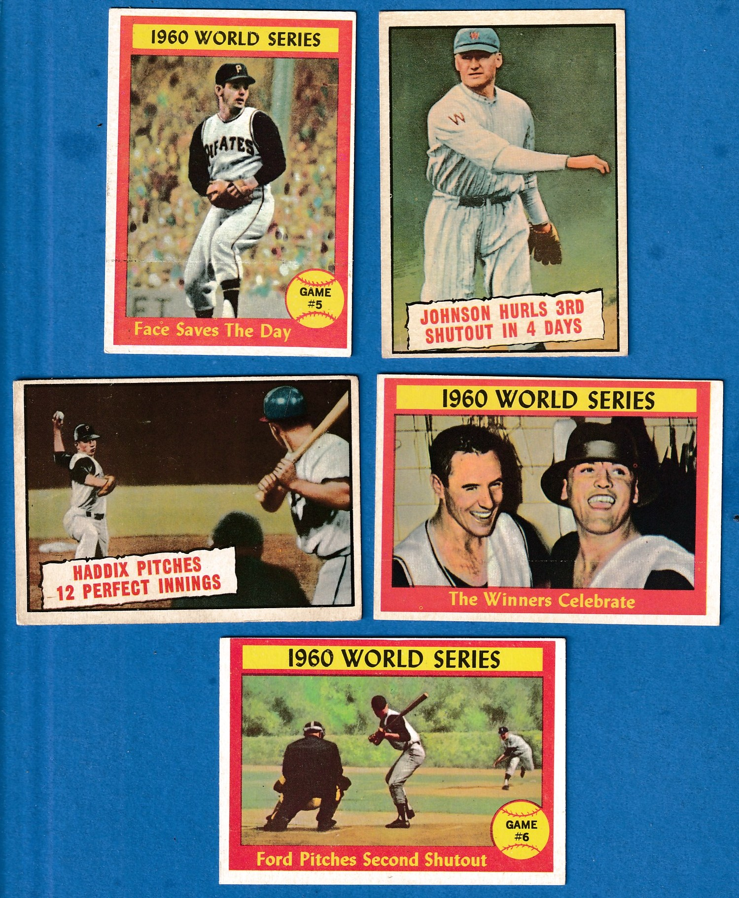 1961 Topps #313 Pirates Celebration World Series (Yankees/Pirates) Baseball cards value