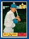 1961 Topps #141 Billy Williams ROOKIE [#a] (Cubs)