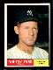 1961 Topps #160 Whitey Ford [#x] (Yankees)