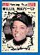 1961 Topps #579 Willie Mays All-Star SCARCE HIGH # [#t] (Giants)