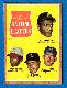 1962 Topps # 52 N.L. Batting Leaders [#c] (Roberto Clemente)