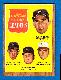 1962 Topps # 60 N.L. Strikeout Leaders [#d] (Sandy Koufax/Don Drysdale)