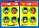 1963 Topps # 54BA Rookie Stars - BOTH '1962' & '1963' Variations [#x]