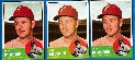 1963 Topps #341BA Jack Baldschun [DOTTED & WHITE SLASH vars) (Phillies)