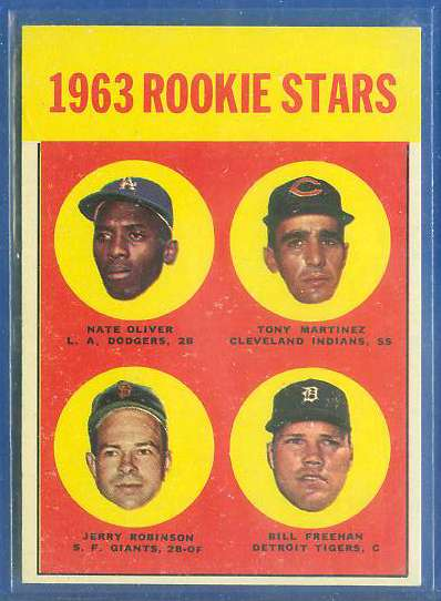 1963 Topps #466 Bill Freehan ROOKIE - SCARCE SHORT PRINT [#a] (Tigers) Baseball cards value