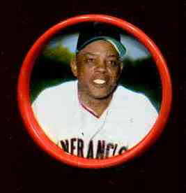 1963 Salada Coins #.22 Willie Mays [#c] (Giants) Baseball cards value
