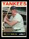 1964 Topps # 50 Mickey Mantle (Yankees)