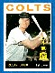 1964 Topps #109 Rusty Staub [#a] (Houston Colts)