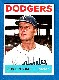 1964 Topps #120 Don Drysdale [#a] (Dodgers)