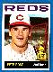 1964 Topps #125 Pete Rose [#r] (Reds)