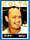1964 Topps #205 Nellie Fox [#e] (Houston Colts)