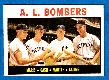 1964 Topps #331 'A.L. Bombers' [#r] (Roger Maris/Mickey Mantle/Al Kaline)