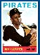 1964 Topps #440 Roberto Clemente [#r] (Pirates)