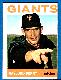 1964 Topps #468 Gaylord Perry [#r] (Giants)
