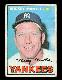 1967 Topps #150 Mickey Mantle [#r] (Yankees)
