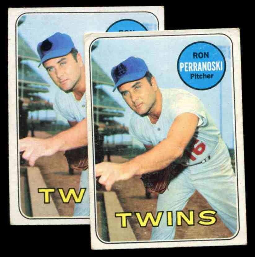 1969 Topps Baseball Cards Set Checklist Prices Values Information
