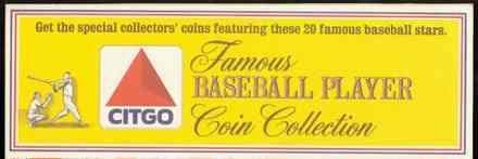 1969 Citgo Coin banner