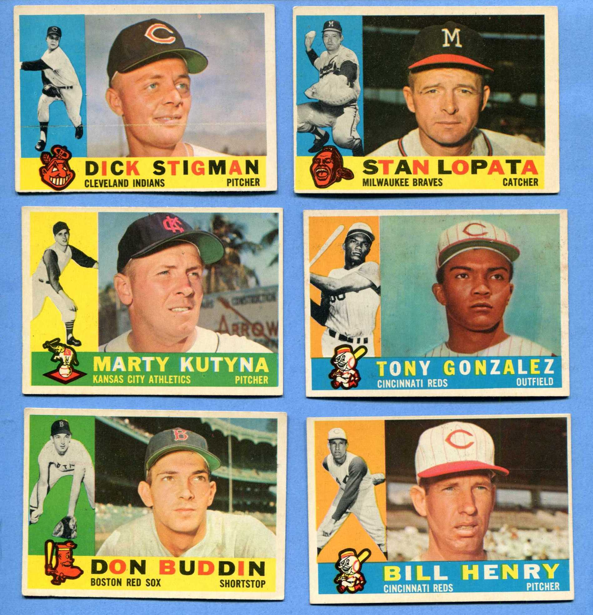 1960 Topps #516 Marty Kutyna SCARCE HIGH NUMBER (Kansas City A's) Baseball cards value