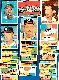 1961 Topps  - BRAVES - Near Complete LOW# TEAM SET (25/28 + 1 card)